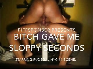 Rudegal Nyc Jaz Gave Me Sloppy Seconds It Was Great Lol