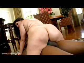 Pornstar Angelina Castro Fucks Big Black Cock