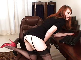 Holly Jane Black Stockings