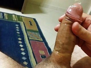 John Butcher Cum With Condom