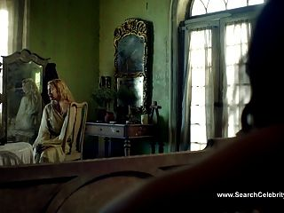 Jessica Parker Kennedy And Hannah New - Black Sails S01e02