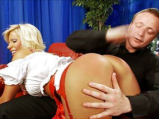 image Bev gets ass drilled by three guys and ben dover