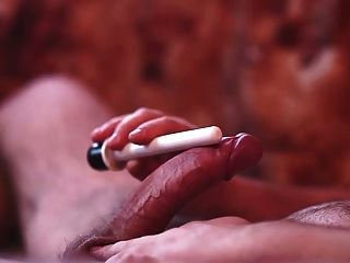 Vibrator Hands Free Cum Orgasm Jerk Off