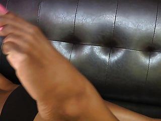 Lesbian Babes Foot Worship