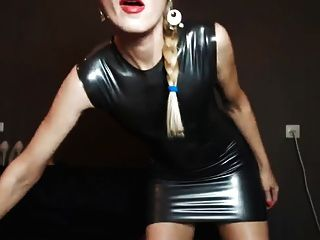 Mature Slave In Latex