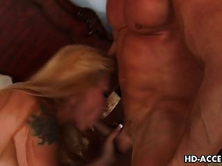 Hot Anal Sex With Gorgeous Blonde Chick Here