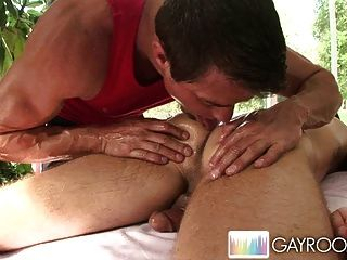 Amareur Ass Massage