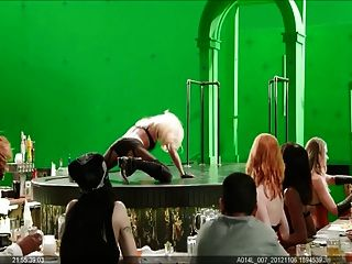Jessica Alba - Sin City 2 Behind The Scenes