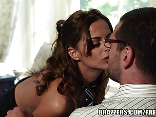 Brazzers - Black Angelika - Touching The Tutor