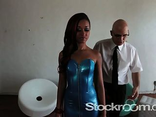 The Rope Cuff With Victor Lightworship And Skin Diamond