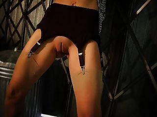 Suspended In Suspender
