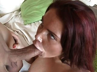 Cum On Redhair Woman