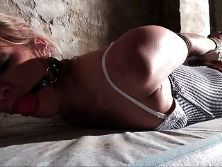 Hogtied In The Basement