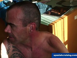 Str8 Latin Jock Serviced