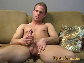 Hot Str8 Blond Stud