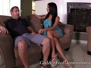 Jamies Not Mothers Date -  Foot Fetish - Footjob