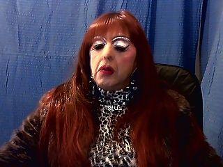 Redhead Smoke Slut Mandy