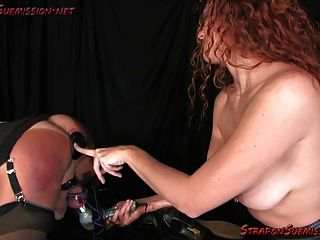 Sabrina deep gets throatfucked 7