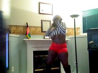 Big Breast Twerking