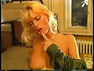 Anita Blond In The Army