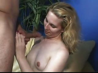 Tranny Gets Hard Cock