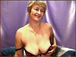 Classy Mature With Classy Tits