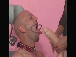 Strapon Femdom - Suck It Bitch