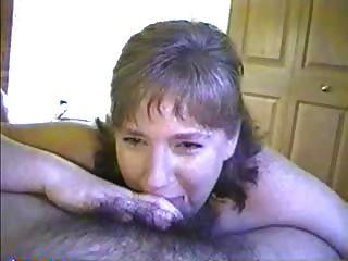 Sexy Redhead Dawn Blowing Bbc #2