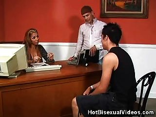 Starting Up This Bisex Session