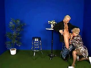 Blond German Granny R20