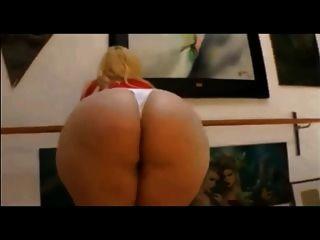 Big Ass Mazzeratie Monica