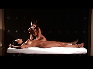 Loving Lesbian Massage