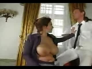 Secretarial Jugs!! (hot Fucking Actions)