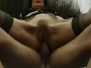 Adorable malika stuffs hairy pussy with a vibrator 10