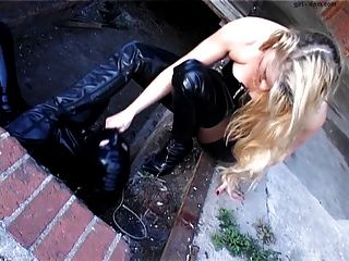 A Walk With Mistress Cythia