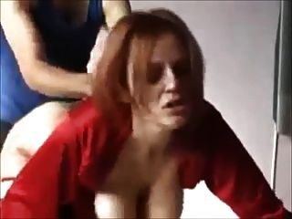 Redhead Milf Gets Quickie On Homemade Sex Tape