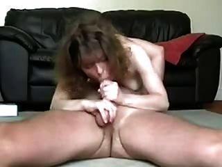 Horny Wife Sucks And Fucks Cock