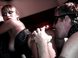 Domina Lady Elena Gets Nailed From Behind By Troc