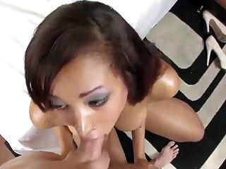 Big Boobs Slut Throat Fuck