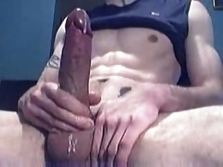 Monster Cock Cumming