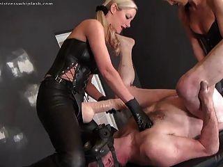 2 Mistress Break My Ass