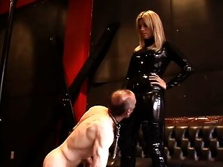 Hot Domination With Sexy Dom