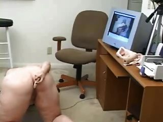 Horny Fat Bbw Gf Playing With Her Pussy On Webcam