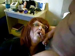 Ugly Slut Gets A Facial