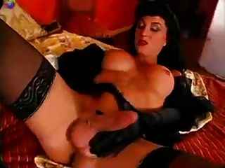 Gorgeous Mature Shemale Gets Fuck