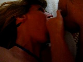 Sexy Milf Jade Fucks Her Friend In A Hotel Room
