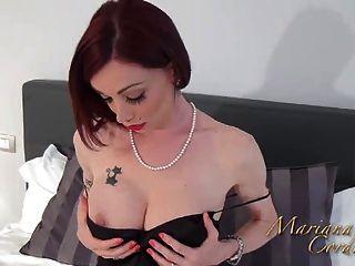 Mariana Masturbation Magenta