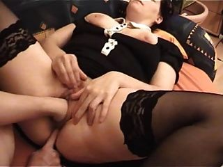 Sexy Latina Screams While Drilled 94