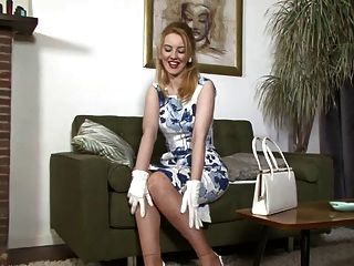 Katie Kay - Horny For Cock!