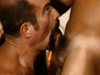 Moustache Daddy Marco Fucks Hard With Her Bf